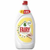 """Средство для мытья посуды 1,35 л FAIRY (Фейри) Нежные руки, """"Ромашка и витамин Е"""", 740297"""
