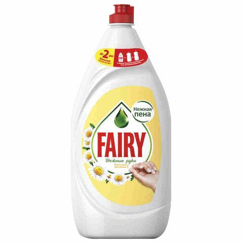 Средство для мытья посуды 1,35 л FAIRY (Фейри) Нежные руки,