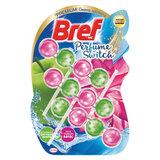 "Блок туалетный подвесной твердый 3 шт. х 50 г BREF (Бреф) Perfume Switch, ""Яблоня-лотос"", 2336888"