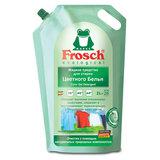 Средство для стирки жидкое универсальное 2 л FROSCH (Германия), для цветного белья, ЭКО, 701786