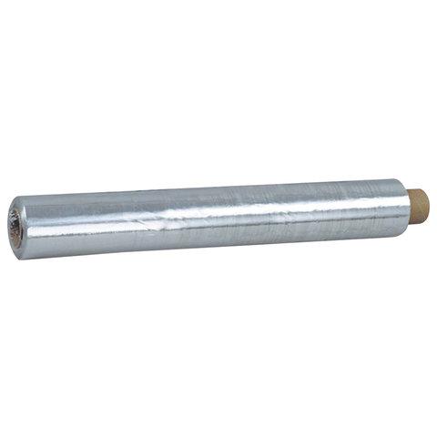 Фольга алюминиевая 45 см х 150 м, в рулоне, PACLAN, 134080