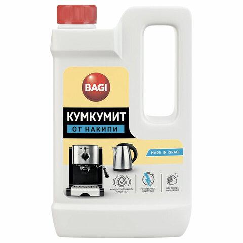 Антинакипин 550 мл BAGI КУМКУМИТ, для чайников и кофемашин, K-310423-N