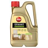 Средство для мытья пола и стен 3 л BAGI ОРАНИТ, для всех видов покрытий, концентрат, H-310232-N