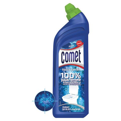 Средство для уборки туалета дезинфицирующее 700 мл COMET
