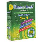 Порошок для посудомоечных машин 1 кг CLEAN&FRESH, УТ000000098