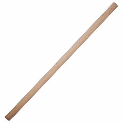 Черенок для инвентаря, диаметр 30 мм, длина 120 см, деревянный, 74065, 606627