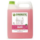 """Мыло жидкое 5 л SYNERGETIC, """"Аромамагия"""" гипоаллергенное, биоразлагаемое, ЭКО, 105504"""