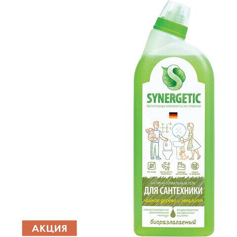 Средство для уборки туалета антибактериальное 700 мл SYNERGETIC