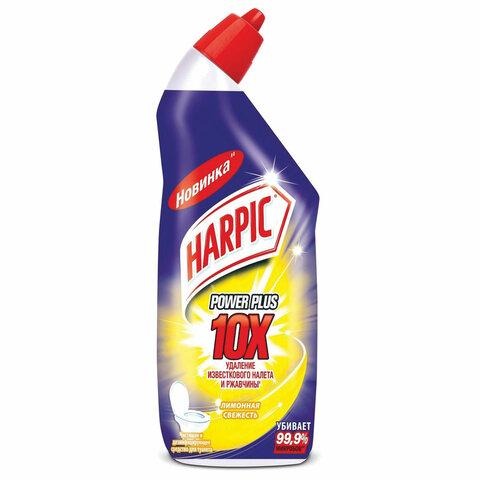 Средство для уборки туалета с дезинфицирующим эффектом 450 мл HARPIC POWER PLUS