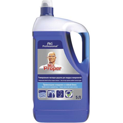 Средство для мытья пола и стен 5 л MR. PROPER (Мистер Пропер)