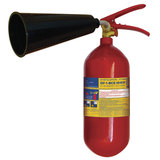 Огнетушитель углекислотный ОУ-1, ВСЕ (жидкие и газообразные вещества, элементы установки), ИНЕЙ, 112-01