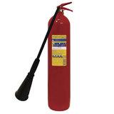Огнетушитель углекислотный ОУ-5, ВСЕ (жидкие и газообразные вещества, элементы установки), ИНЕЙ, 112-04