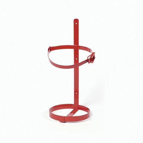 Кронштейн ТВ5, настенный/транспортный, с защелкой, для огнетушителей ОП-5, d-160 мм, ЯРПОЖ, УТ-00000314