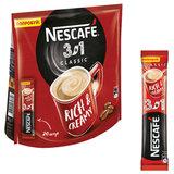 """Кофе растворимый NESCAFE """"3 в 1 Классик"""", 20 пакетиков по 14,5 г (упаковка 320 г), 12235512"""
