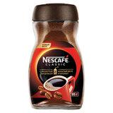 """Кофе растворимый NESCAFE """"Classic"""", 95 г, стеклянная банка, 12267732"""