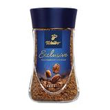 """Кофе растворимый TCHIBO """"Exclusive"""", гранулированный, 190 г, стеклянная банка, -"""