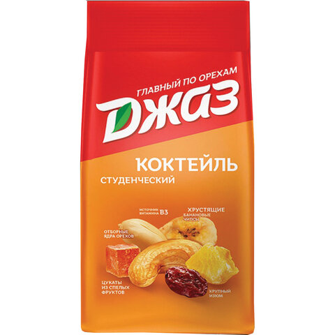 Орехи и сухофрукты ДЖАЗ