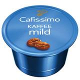 Капсулы для кофемашин TCHIBO Cafissimo Caffe Mild, натуральный кофе, 10 шт.х 7 г, EPCFTCKK07,8K