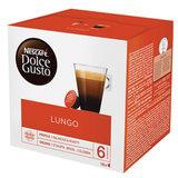 """Кофе в капсулах NESCAFE """"Lungo"""" для кофемашин Dolce Gusto, 16 шт. х 7 г, 5219842"""