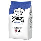"""Кофе в зернах PAULIG (Паулиг) """"Espresso Favorito"""", натуральный, 1 кг, вакуумная упаковка, 16297"""