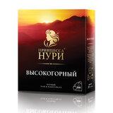 """Чай ПРИНЦЕССА НУРИ """"Высокогорный"""", черный, 100 пакетиков по 2 г, 0201-18-А6"""