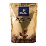 """Кофе растворимый TCHIBO """"Gold selection"""", сублимированный, 285 г, мягкая упаковка, 10199"""