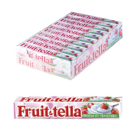Жевательная конфета FRUITTELLA (Фруттелла)