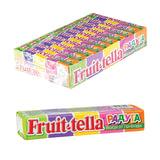 """Жевательная конфета FRUITTELLA (Фруттелла) """"Радуга"""", 41 г, 87042"""