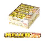 "Конфеты-ирис MELLER (Меллер) ""Белый шоколад"", 38 г, 35939"