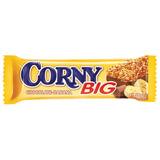 """Батончик-мюсли CORNY """"Big"""" (Корни """"Биг""""), злаковый c бананом и молочным шоколадом, 50 г, бзк002"""