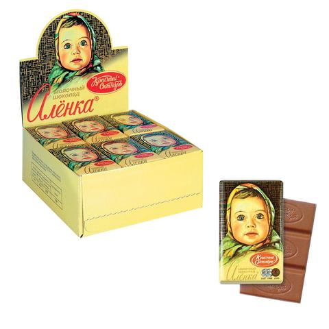 Шоколад КРАСНЫЙ ОКТЯБРЬ