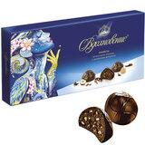 """Конфеты шоколадные БАБАЕВСКИЙ """"Вдохновение"""", шоколадное пралине с дробленым фундуком, 400 г, ББ00055"""