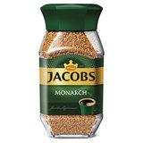 """Кофе растворимый JACOBS """"Monarch"""", сублимированный, 47,5 г, стеклянная банка, 8050262"""