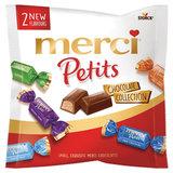 """Конфеты шоколадные MERCI (Мерси) """"Petits"""", ассорти, 125 г, пакет, 048490-00"""