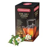 "Чай TEEKANNE (Тикане) ""Jasmine Earl Grey"", черный, бергамот/жасмин, 25 пакетиков, Германия"