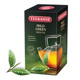 "Чай TEEKANNE (Тикане) ""Mild Green"", зеленый, 25 пакетиков по 1,75 г в конверте, Германия"