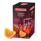"""Чай TEEKANNE (Тикане) """"Spanish Orange"""", фруктовый, апельсин, 25 пакетиков, Германия"""