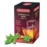 """Чай TEEKANNE (Тикане) """"Morrocan Mint"""", травяной, мята, 25 пакетиков, Германия"""