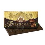 Шоколад БАБАЕВСКИЙ горький, 100 г, ББ00024