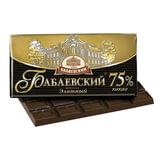 Шоколад БАБАЕВСКИЙ элитный, 75% какао, 100 г, ББ08322