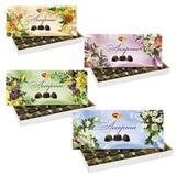 Конфеты шоколадные АССОРТИ (БАБАЕВСКИЙ) с тремя видами начинок, 220 г, картонная коробка, РФ05785