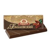 Шоколад БАБАЕВСКИЙ горький, 20 г, ББ00017