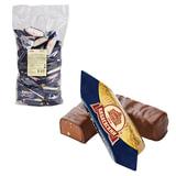 Конфеты шоколадные БАБАЕВСКИЙ с дробленым миндалем и вафельной крошкой, 1000 г, пакет, ББ12279