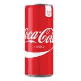 Напиток газированный COCA-COLA (Кока-кола), 0,33 л, 14663