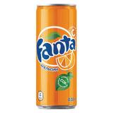 Напиток газированный FANTA (Фанта), 0,33 л, 17234