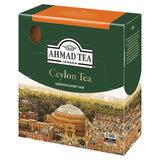 """Чай AHMAD """"Ceylon Tea"""", черный, 100 пакетиков с ярлычками по 2 г, 163i-08"""