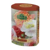 """Чай AHMAD (Ахмад) """"English Breakfast"""", черный, листовой, жестяная банка, 100 г, 1072N1"""