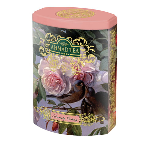 "Чай AHMAD (Ахмад) ""Heavenly Oolong"", зеленый, листовой, жестяная банка, 100 г, 1173N1"