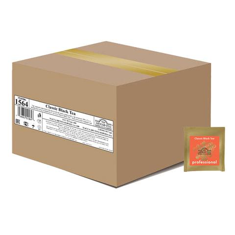 "Чай AHMAD (Ахмад) ""Classic Black Tea"" Professional, черный, 300 пакетиков с ярлычками по 2 г, 1564"