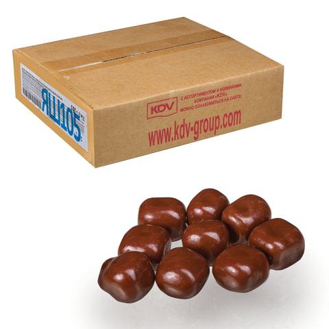 Драже вафельное ЯШКИНО в молочном шоколаде, весовое, гофрокороб, 1 кг, ЯШ105